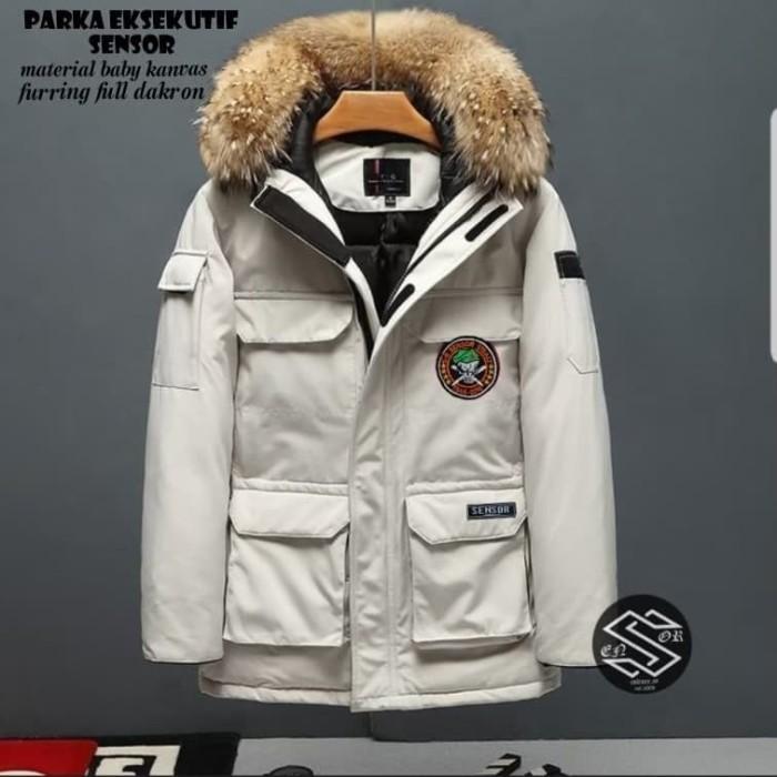 Foto Produk jaket paroa eksekutif original Sensor - Hitam, M dari sadonyostore