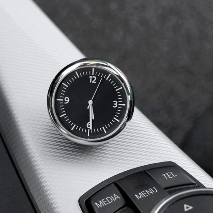 Foto Produk Mobil Mini Jam Digital Menonton Hygrometer Otomotif Dekorasi Hiasan dari Jujuwlstore
