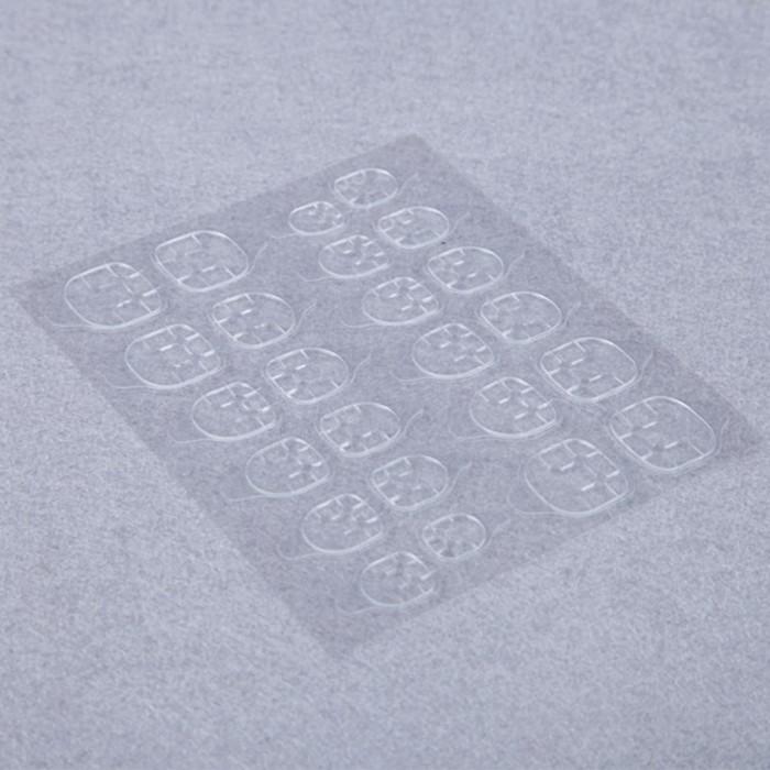 Foto Produk Tahan Air Bernapas Lem Perekat Kaset Nail Art Sticker Decals Art Kuku dari Jujuwlstore