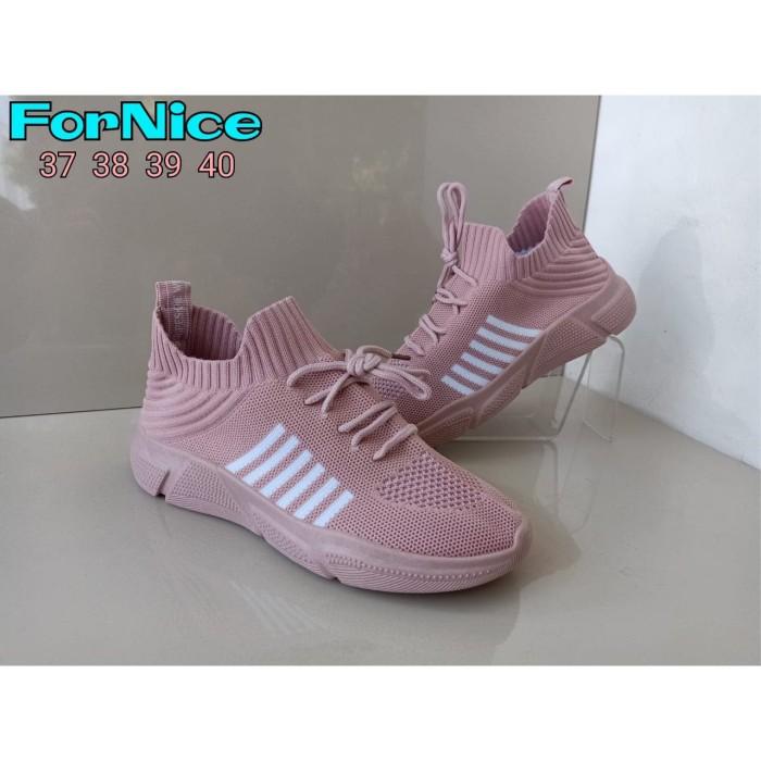 Foto Produk Sepatu rajut wanita dari thriftingpal