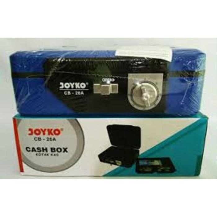 Foto Produk Cash Box Joyko CB 26A Safety Box dari hasimbianstores