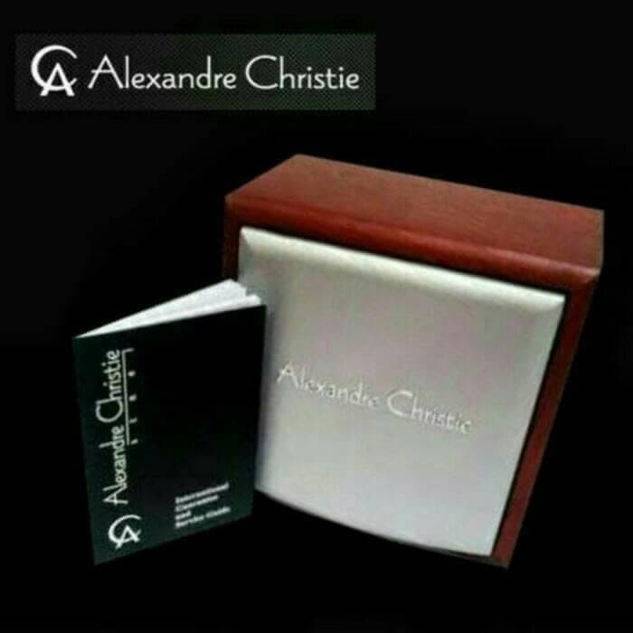 Foto Produk Jam Alexandre Christie AC Cewek Chronograph dari sutrisno speed
