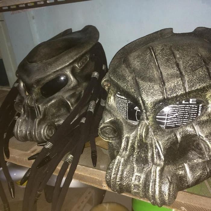Foto Produk Helm Predator 3D dari vinkha g