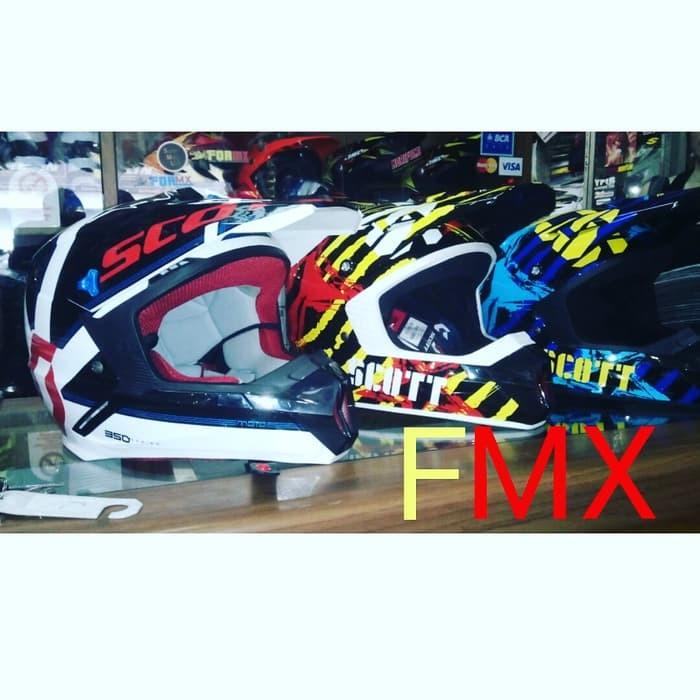 Foto Produk Helmet Scott Series 350 dari vinkha g