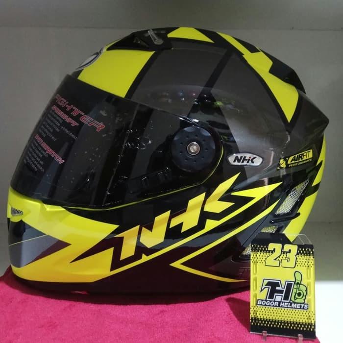 Foto Produk NHK GP Pro Bios Yellow gunmet dari vinkha g