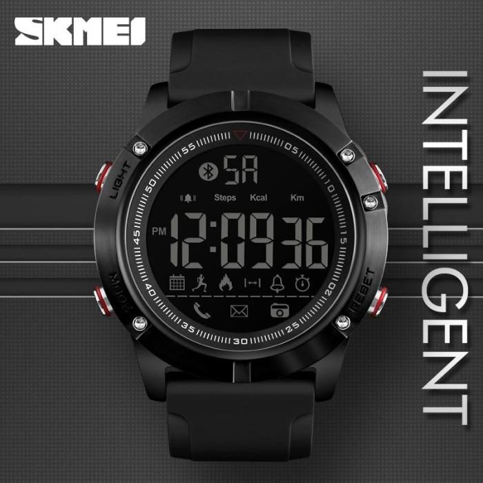 Foto Produk SKMEI Digital Jam Tangan Pria Pedometer Kalori Kamera LED dari Tuku Onlen Jam