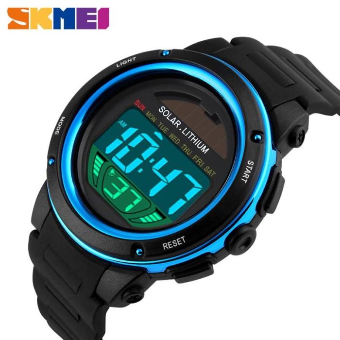Foto Produk Jam Tangan Pria Digital Reloj Hombre Outdoor Waterproof SKMEI dari Tuku Onlen Jam