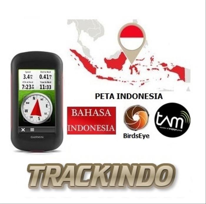 Foto Produk GPS GARMIN Montana 680. Peta Indonesia. Garansi 1 Tahun KG43 dari Hesti ON
