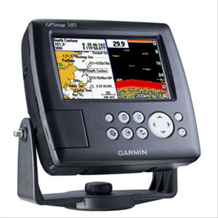 Foto Produk Garmin GPS Map 585 KG43 dari Hesti ON