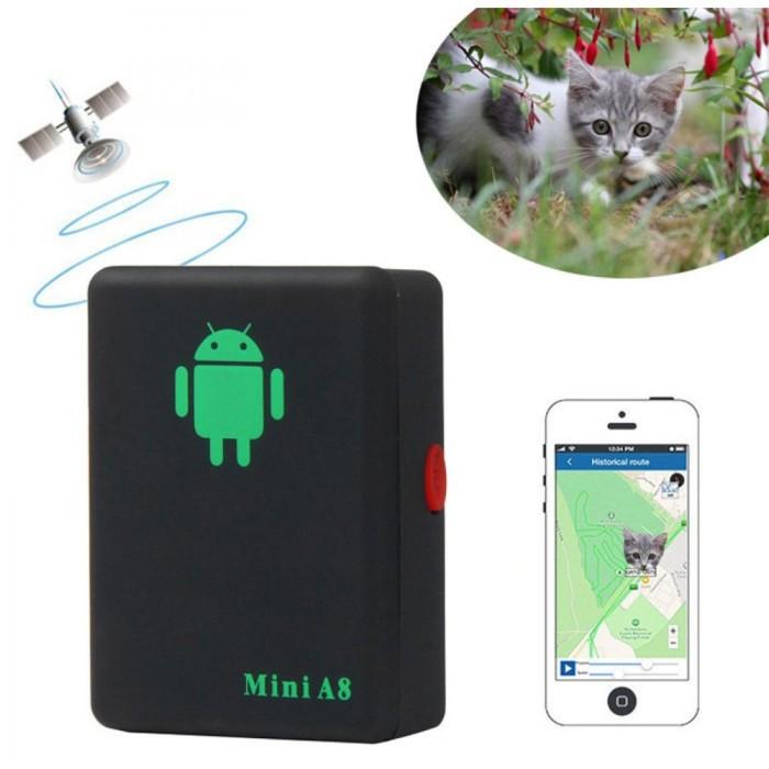Foto Produk Mini A8 GPS Intelligent Locator Voice Callback Remote T KG43 dari Nenot_