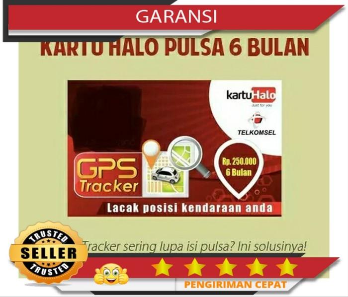 Foto Produk GARANSI KARTU HALO GPS PAKET 6 BULAN TERMURAH Diskon KG43 dari Nanda_Store,