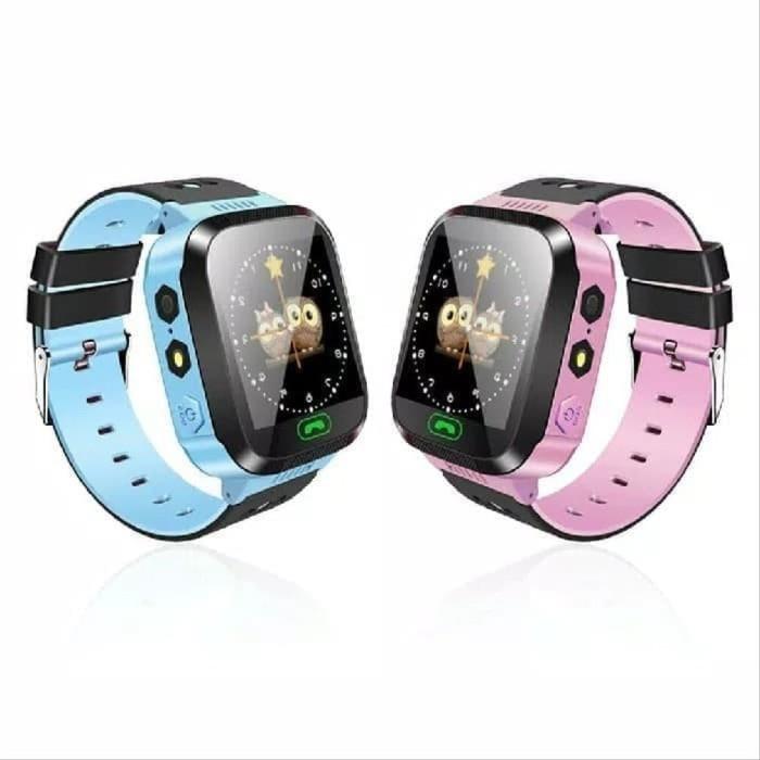 Foto Produk Jam Tangan Anak GPS SmartWatch G36 GPS Tracker For Kids KG43 dari Nanda_Store,
