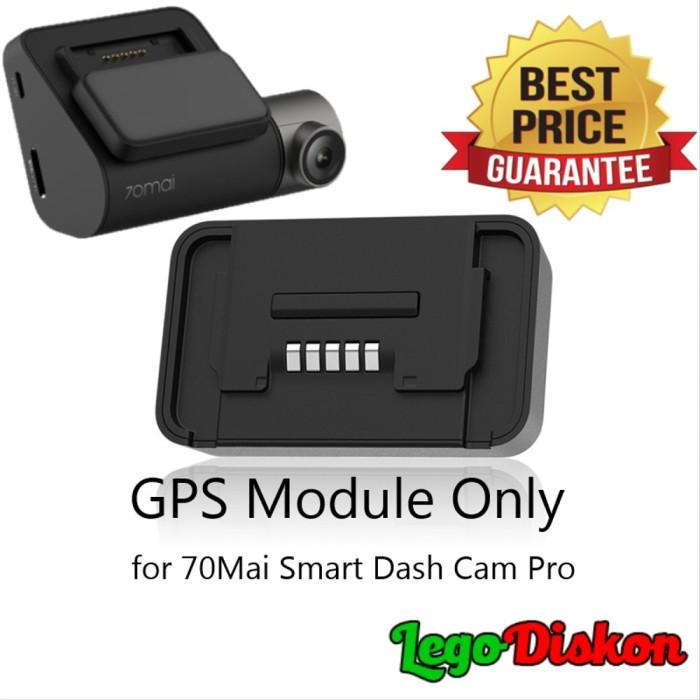 Foto Produk GPS Module - 70Mai Smart dash Cam Pro KG43 dari Nanda_Store,
