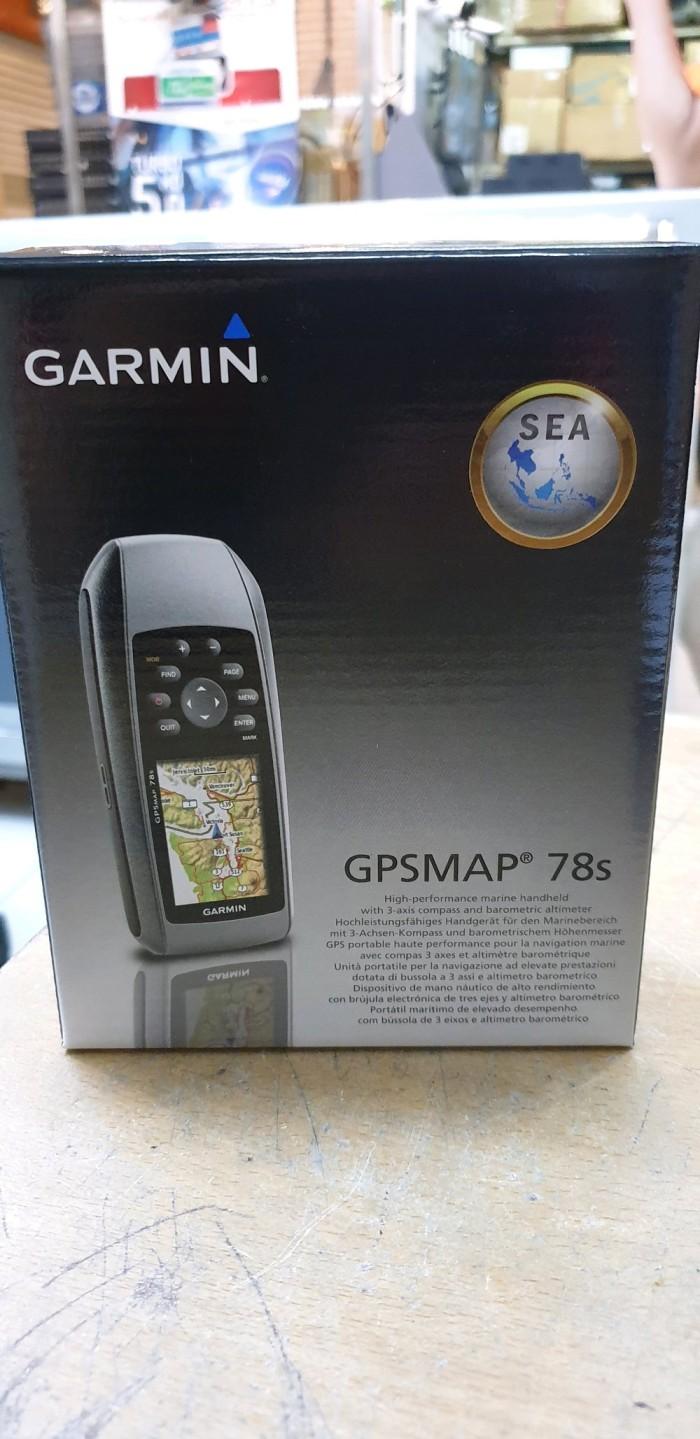 Foto Produk GPS GARMIN MAP 78S KG43 dari Bebe Shopi