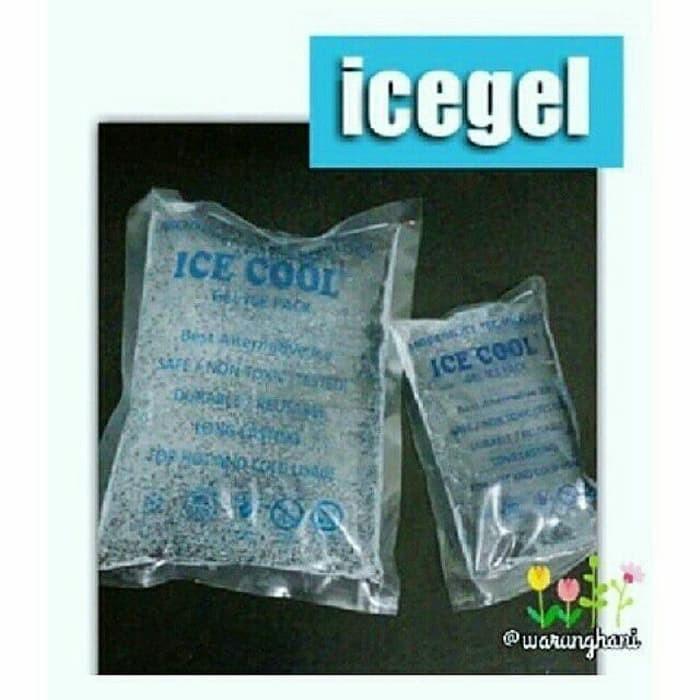 Foto Produk icegel kecil dari hiro kenichi