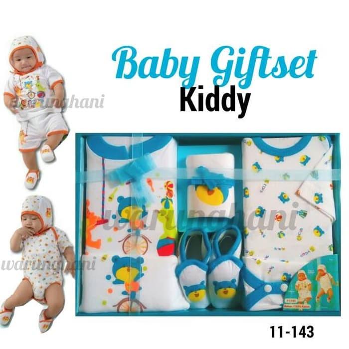 Foto Produk Paket Kado bayi | kado lahiran | baby giftset kiddy dari hiro kenichi