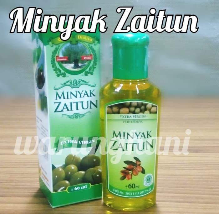 Foto Produk Minyak Zaitun Ekstra Virgin 60ml Asli Al-Ghuroba dari hiro kenichi