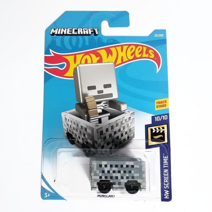 Foto Produk Hot Wheels Minecart HW Screen Time Mainan Mobil Hotwheels dari VIVENCA