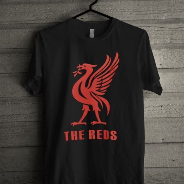 Foto Produk Kaos Distro Bola Liverpool dari Aries Soccerwear