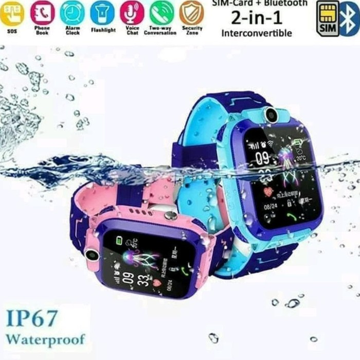 Foto Produk Imoo Z5 Smart Watch Anak imo Smart Watch Aimoo Aimo Jam Phone ex2b dari Anita Rahayuz