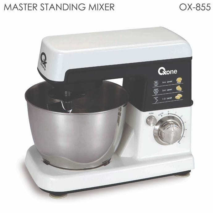 Foto Produk Oxone Master Stand Mixer OX-855 - Biru dari Damian Elvano