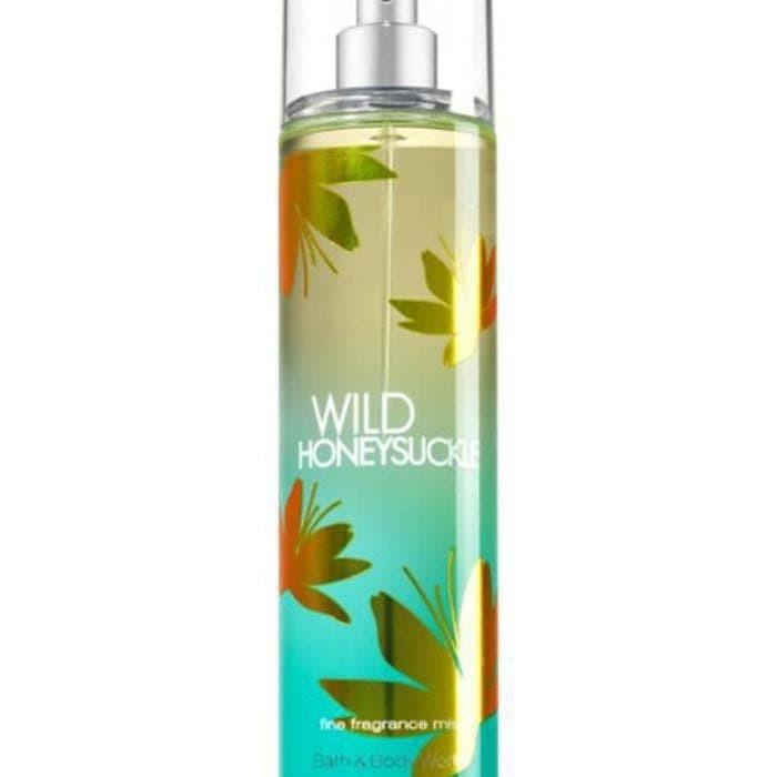 Foto Produk SHARE 30ML ~ 60ML Wild Honeysuckle Parfum Body Mist Bath And Body dari PKU_KU STORE