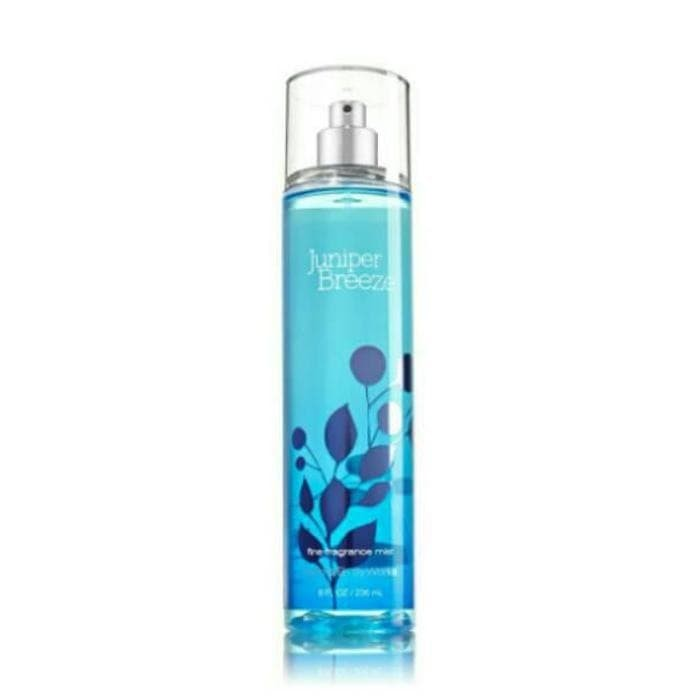 Foto Produk Juniper Breeze Parfum Body Mist BBW Bath And Body Works ORIGINAL dari PKU_KU STORE