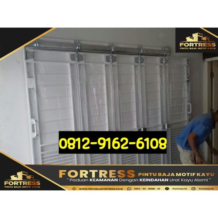 Jual 0812 9162 6109 Fortress Detail Pintu Garasi Dwg Balik
