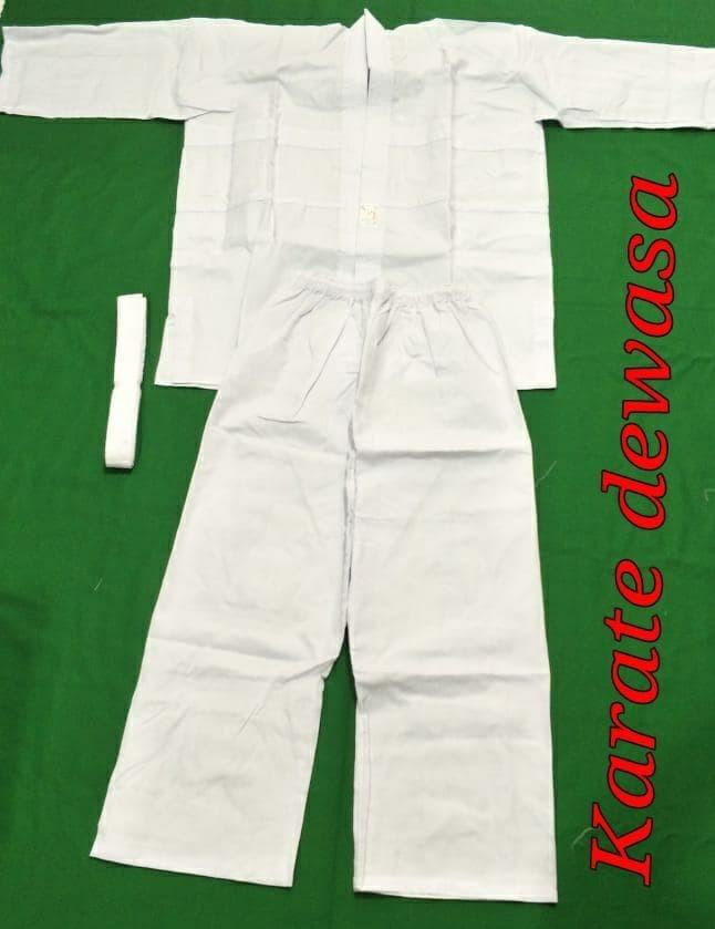 Foto Produk Terlaris Setelan Baju Karate Dewasa Palingmurah dari BINTANG SETIAWAN