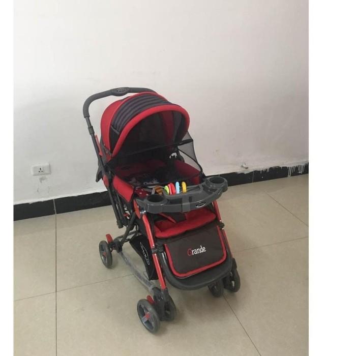 Foto Produk BestSeller Stroller Pliko Grande 268 Stroller Bayi Pliko 268 Grande dari salwaa_shop