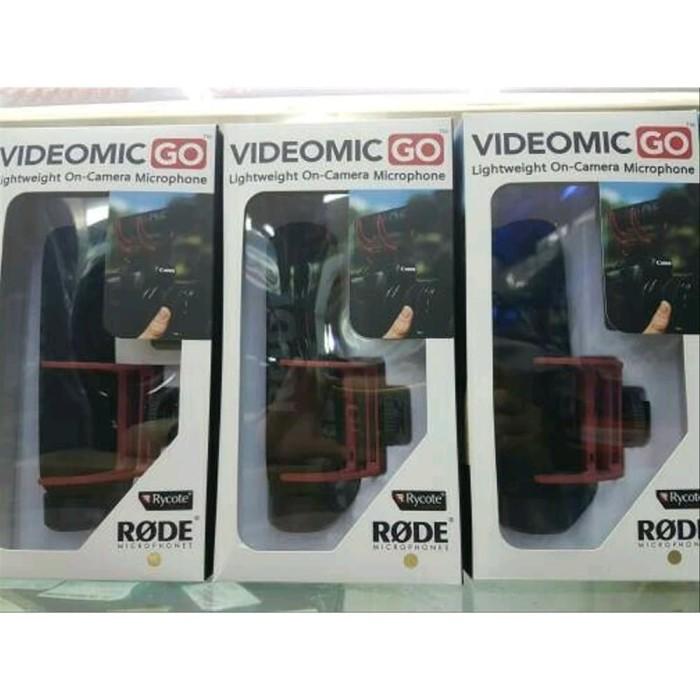 Foto Produk Unik The Video Rode Mic GO Murah dari Ambar_wati