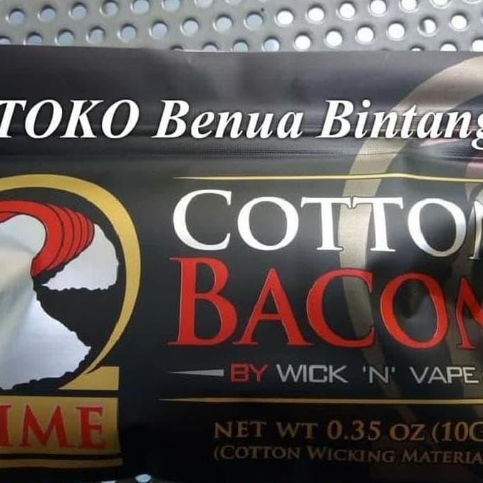 """Foto Produk kapas cotton bacon v2 wick """"N""""vape - Tebal dari Dhimas Julio Tanubrata"""