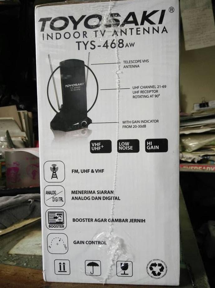 Foto Produk ANTENA TV INDOOR TOYOSAKI / ANTENA DALAM RUANGAN dari intanstorage_5648