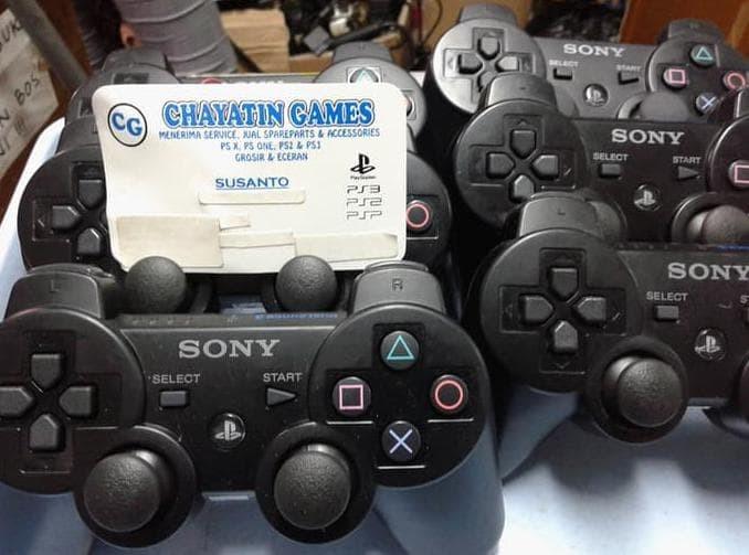 Foto Produk STIK PS3 ORI MESIN GETAR (SECOND) dari dewantorioStore