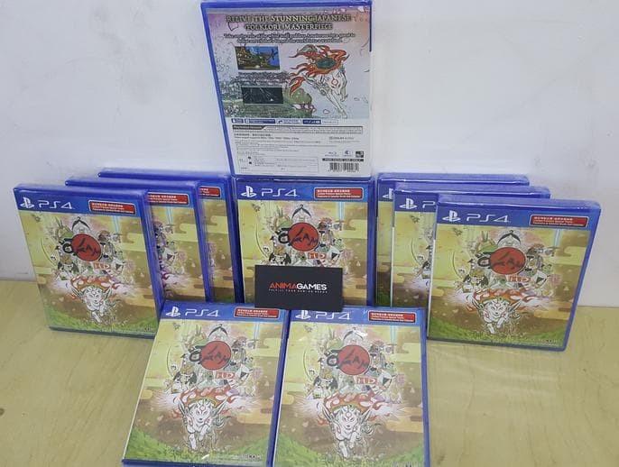 Foto Produk PS4 Okami HD (R3) dari dewantorioStore