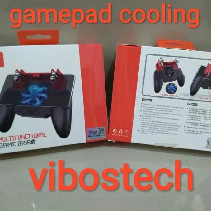 Foto Produk Gamepad Ipega PG 9123 Original Game pad cooling 2000 MAH dari FajarrahmanOlshop