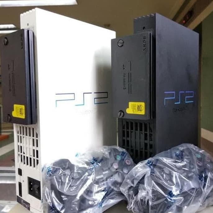 Foto Produk Ps 2 fat hardisk mesin jepang full games bebas request dari AnanghermawanShop