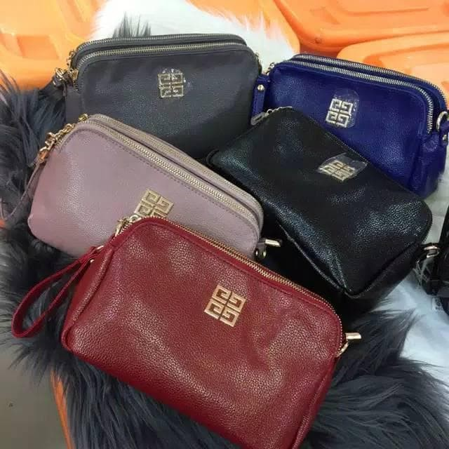 Foto Produk TAS GIVENCHY SLING BAG MINI 3 RUANG dari GORZA SHOP