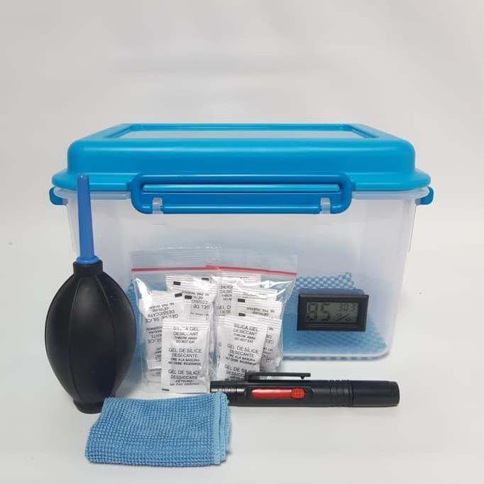 Foto Produk drybox dry box camera kamera paket cleaning kit dari Ranimawarstore