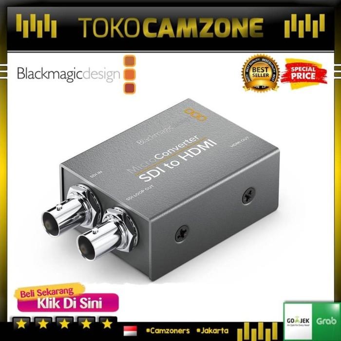 Jual Jual Blackmagic Design Micro Converter Sdi To Hdmi Berkualitas Jakarta Barat Mahendra Ollshope Tokopedia