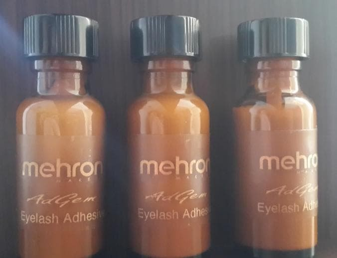 Foto Produk Mehron Eyelash Addesive Glue Lem Bulu Mata USA dari Adarastore2