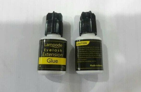 Foto Produk Lamoode Lem Tanam Sambung Bulu Mata Eyelash Extention Glue - Korea dari Adarastore2