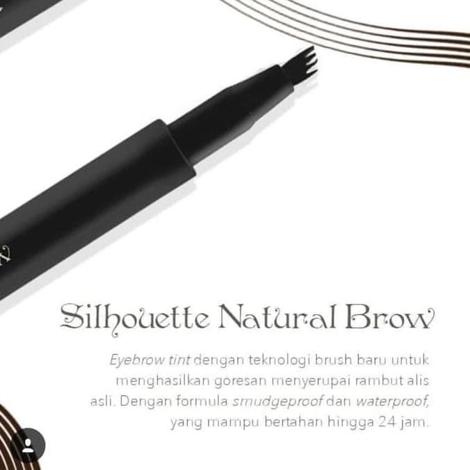 Foto Produk Madam Gie Silhouette Natural Brow BPOM Original dari Adelardstore2