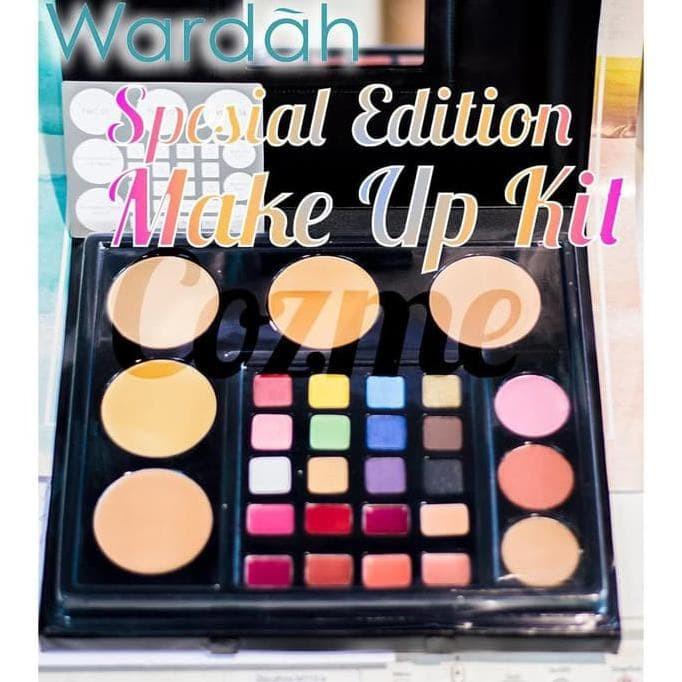 Foto Produk Wardah Spesial Edition Make Up Kit dari Adielstore2