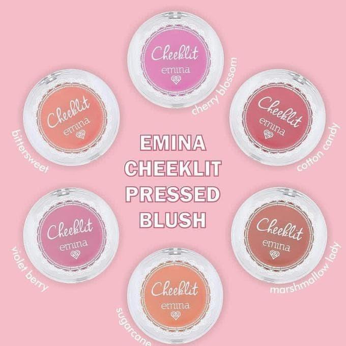 Foto Produk EMINA Cheeklit Pressed Blush dari JOEFIE Store