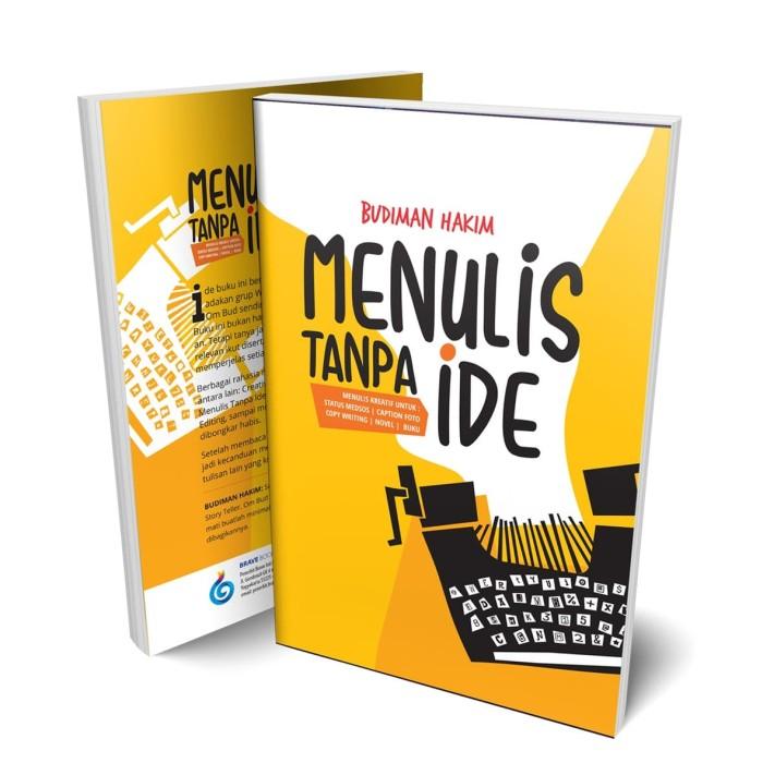 Jual Menulis Tanpa Ide - Kota Surabaya - EDU-Shop | Tokopedia