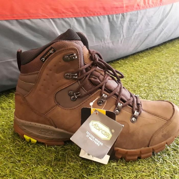 Jual Sepatu Jack Wolfskin Original Sepatu Gunung Vibram Waterproof