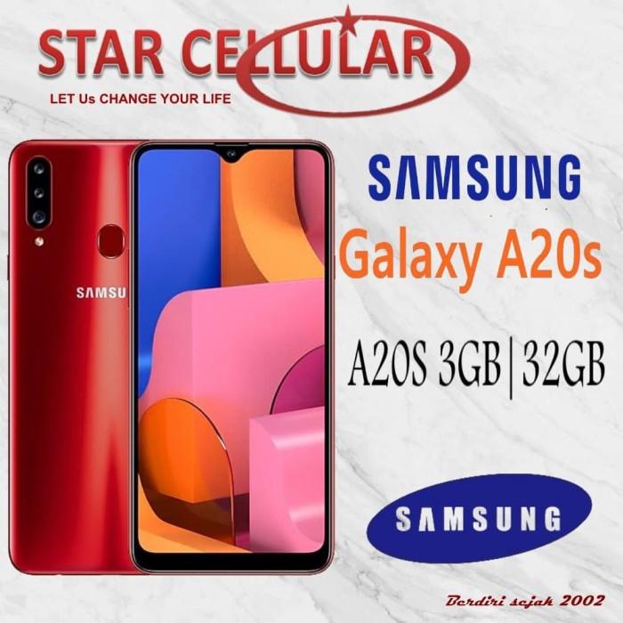 harga Samsung galaxy a20s 3gb|32gb merah Tokopedia.com