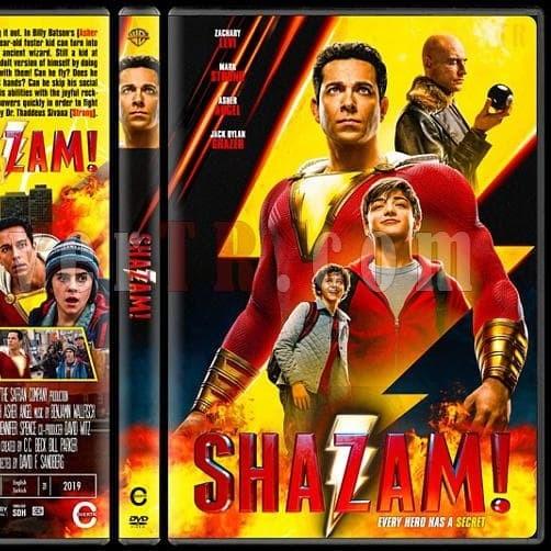 Foto Produk Kaset DVD Film Box office terlaris - Shazam! dari FRIENDSTOREEE