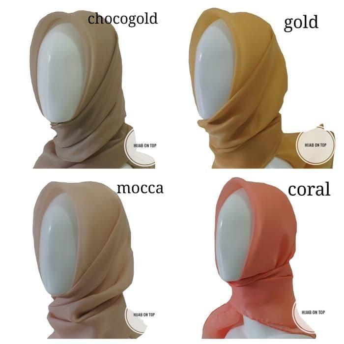 Foto Produk Jilbab / Hijab / Kerudung Organza Silk Premium!!! dari AArriess